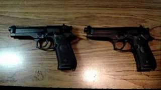 Beretta M9 Vs. 92FS