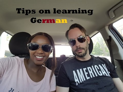 TIPS ON LEARNING GERMAN