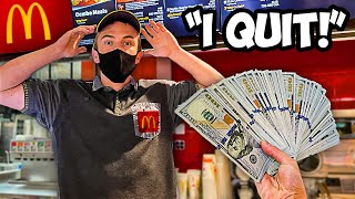 I Gave an Employee $10,000 to QUIT His Job...