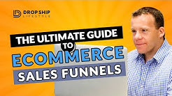 eCommerce Sales Funnels ?Copy These To Your Shopify Drop Shipping Store ?