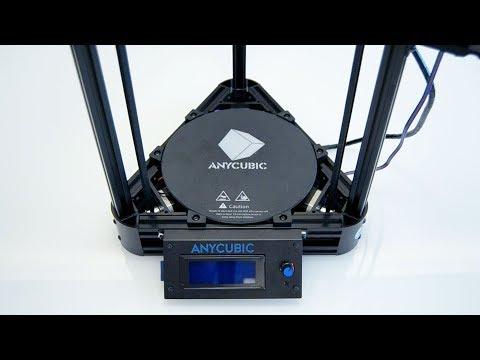 Anycubic Kossel - Impresora 3D Delta Barata