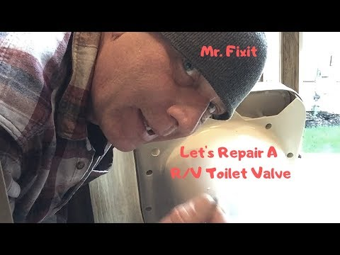aqua-magic-iii-how-to-replace/repair-a-toilet-ball-valve-in-a-recreational-vehicle.