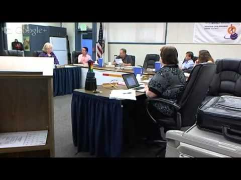 4/04/13 MVWSD School Board Meeting