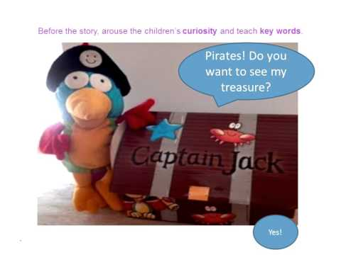 Captain Jack: The Holistic Approach to Pre-School Learning
