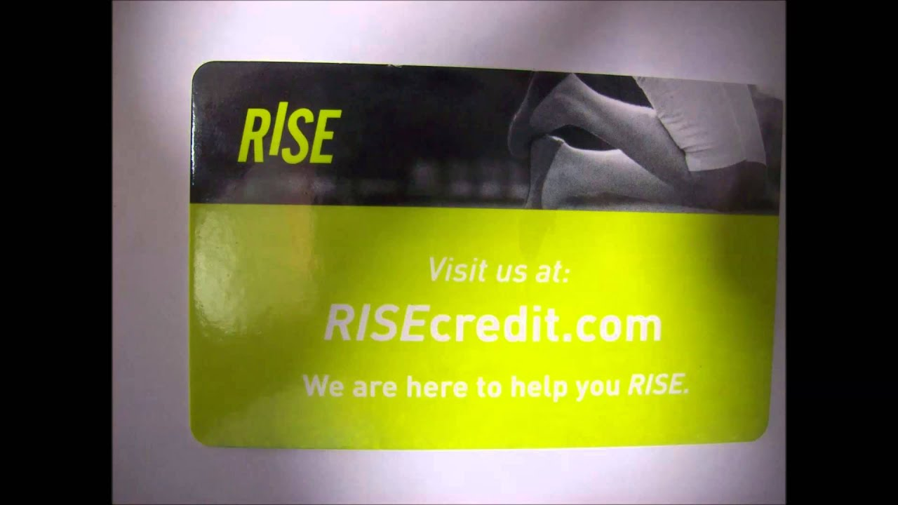 Rise Credit >> Mock A Lender Day Rise Credit Youtube