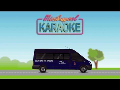 Minibuspool Karaoke