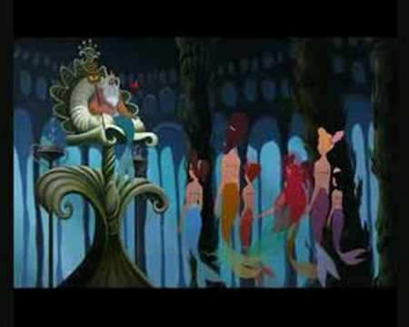 El Origen de La Sirenita - Trailer