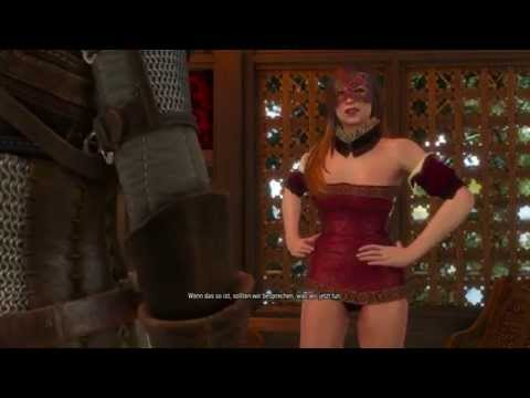 The Witcher 3 - The House of Pleasure and its benefits - has Geralt sex with courtesans