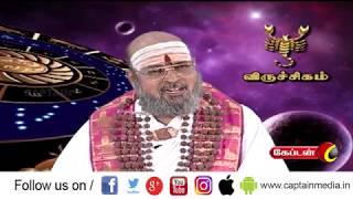 Rasi Palan   Dhina Palan   Astrology-Captain tv Show