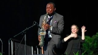 Purple Rain - BK Jackson, saxophone