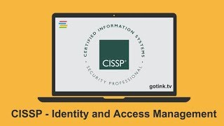 CISSP - Identity and Access Management