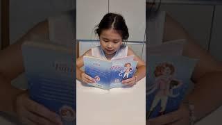 티아라클럽 초등2학년 영어책 읽기 제목: silver pony 챕터1