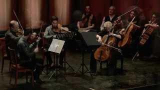 Ciclo Shostakovich 3 con Brodsky Quartet en Instrumenta Oaxaca 2014