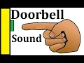 Doorbell Sound Effect Sounds Effects Ding Dong Door Bell for Dogs Loud Home House Funny Kids Toddler