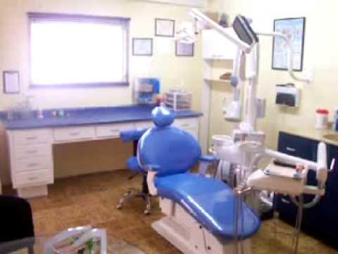 Consultorio dental dr macias youtube for Pinturas para interiores colores modernos