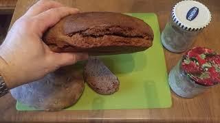 Отзыв о флешмобе Светланы Аристовой о выпечке хлеба на живой закваске.