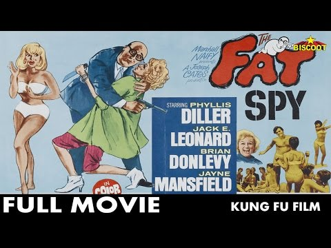 The Fat Spy 1966 | Phyllis Diller,Jack E. Leonard,Brian Donlevy | Full Hollywood Comedy Movie