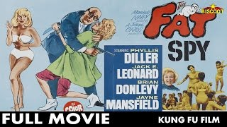 The Fat Spy Full Movie 1966 | Phyllis Diller, Jack E | Full Hollywood Movie