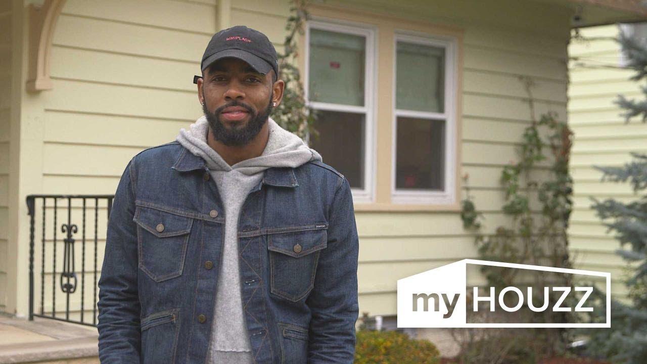 My houzz le joueur de nba kyrie irving surprend son p re for House makeover tv show