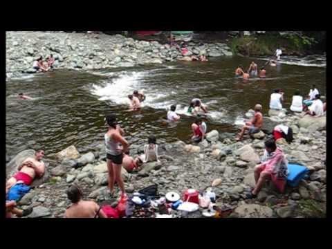 Folclor y Ecoturismo 3 - Ecoparque Río Pance, Sendero ecológico, Cali - Valle del Cauca Colombia