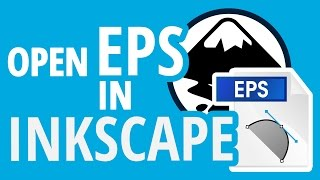 IMPORT EPS IN INKSCAPE ON WINDOWS   Open File Tutorial