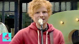 Ed Sheeran - The A Team (Live)