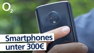 Die besten Smartphones unter 300€ - Top Mittelklasse-Handys im Test