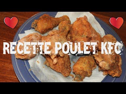 recette-poulet-kfc-en-4-min-||-kfc-chicken-||
