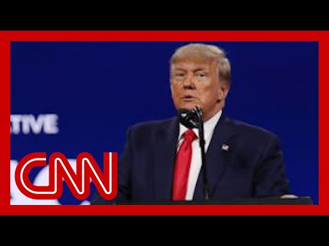Acosta: Trump's CPAC speech a fire hose of falsehoods