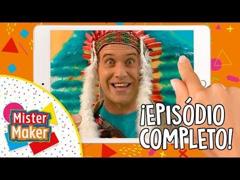 Mister Maker Em Português | Episódio 19, Temporada 1