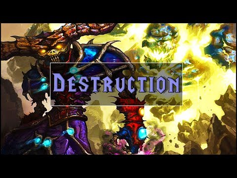 BFA - Destruction Warlock | Full DPS Guide 8.0.1 [Basics PvE]