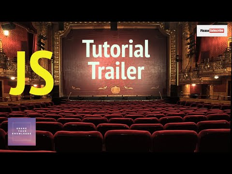 javascript tutorial trailer thumbnail
