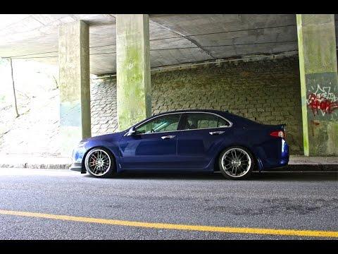 fineTUNED: STUNNING Acura TSX