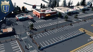 Cities Skylines Gameplay | A bit of Commerce | Snowdrop Valley | 2