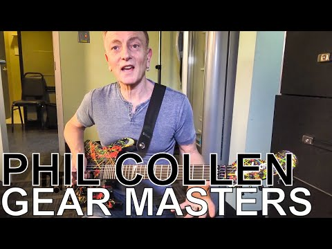 Phil Collen (of Def Leppard and Delta Deep) - GEAR MASTERS Ep. 195 Mp3
