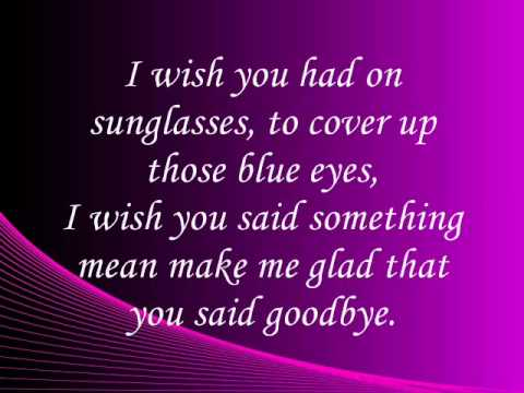 Why You Wanna - Jana Kramer (Lyrics)