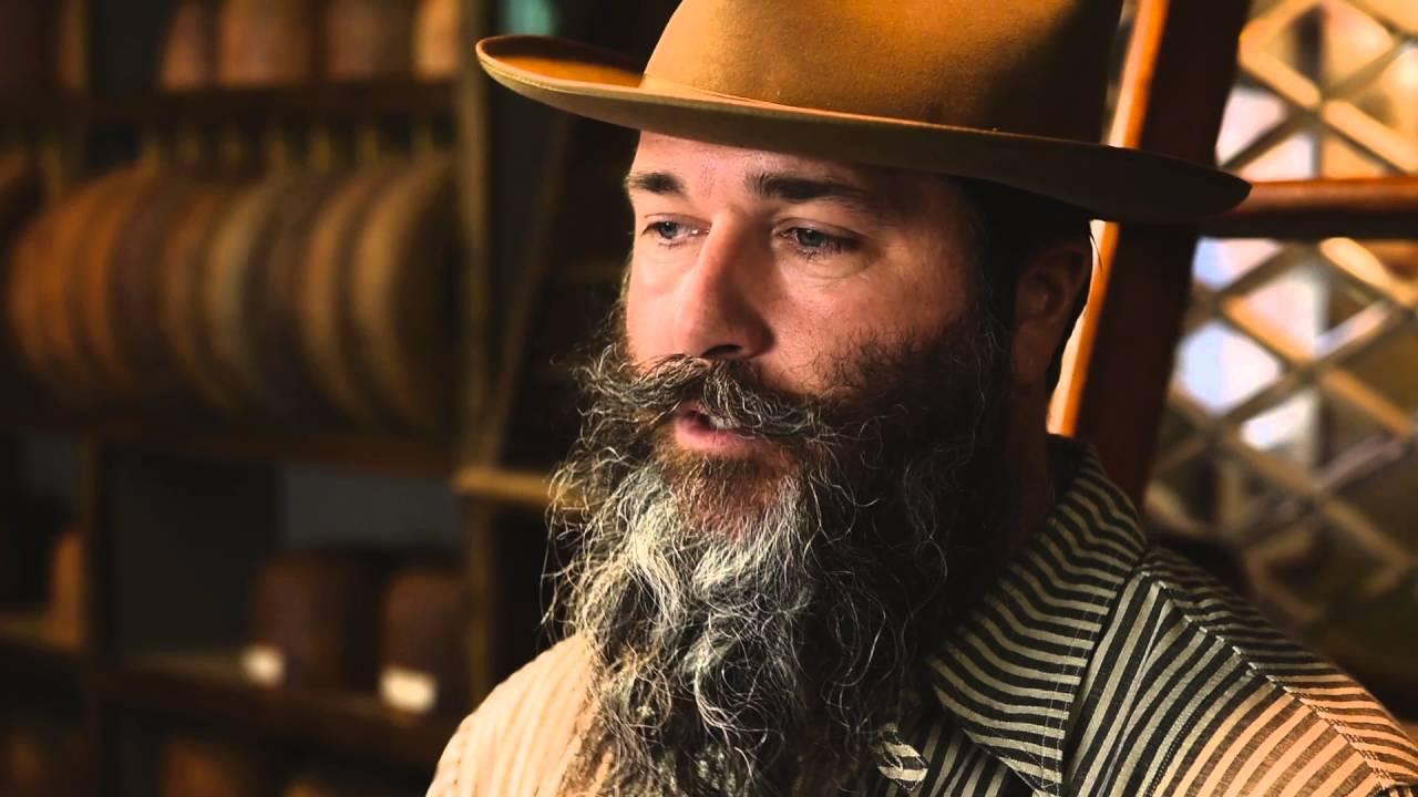 Springville man carries on legacy of Utah s first hat maker - YouTube c1720efa70c8