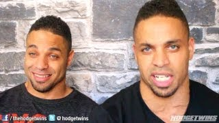 How To Get Your Girl to Swallow..... @hodgetwins