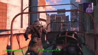 Tyrone Magnus Plays: Fallout 4 - #18!!!
