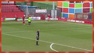 HIGHLIGHTS: Accrington Stanley 1-5 AFC Wimbledon