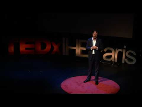 Finance: Poor Master, Great Servant | Bertrand Badré | TEDxIHEParis