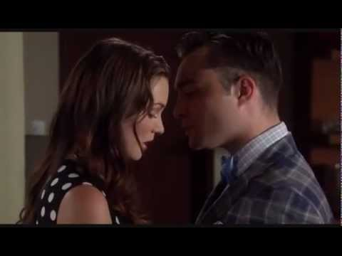 Gossip girl 6X01| Gone Maybe Gone| Blair and Chuck| Chair| Moments| Love