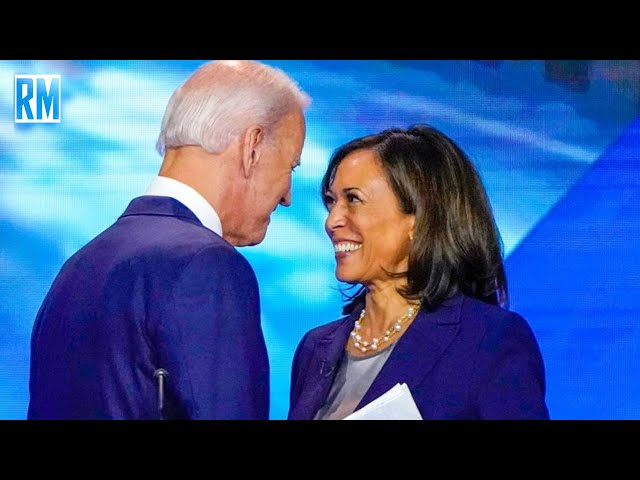 BREAKING: Kamala Harris Is Biden's VP Pick