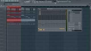 Создаем трек (Progressive House) с нуля в программе FL Studio + FLP