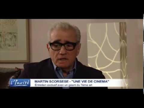 "Martin SCORSESE in MOROCCO : "" My cinema life"""