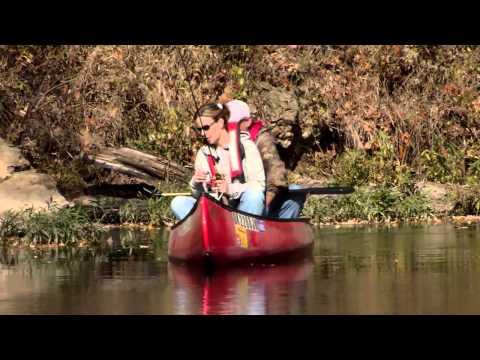 Ozark Streams and smallmouth bass