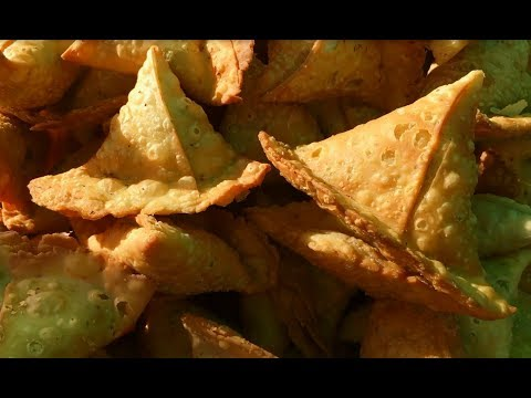 Ramzan Food Series: Bengali Samosay from Islamabad