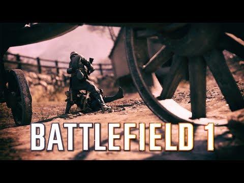 Battlefield 1 - De Locura con la Hellriegel!! (Mis Mejores Jugadas)