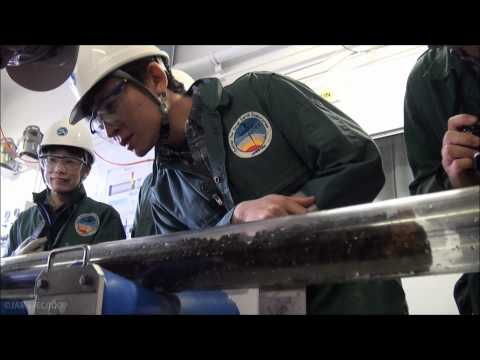 Successfully Sampled the Plate Boundary Fault Zone, Japan Trench Fast Drilling Project