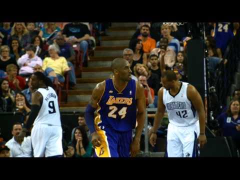 Phantom: Kobe Bryant Moves Up the Scoring List
